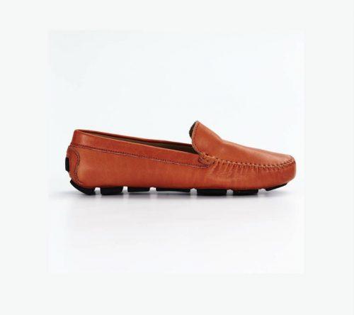 Classic Burnt Orange Loafer 1.1