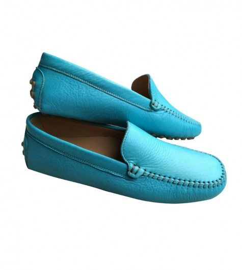Classic Sky Blue Loafer 1.1