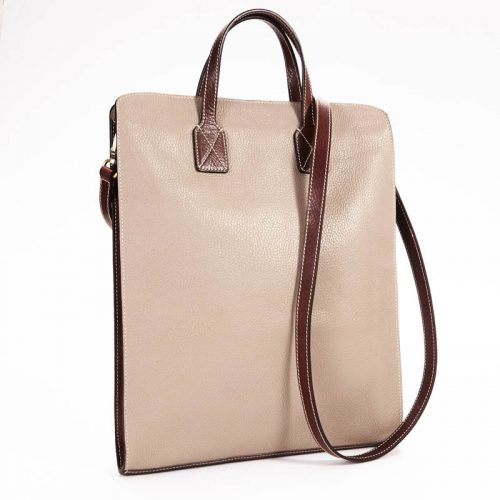 Meeting Bag Cream 1