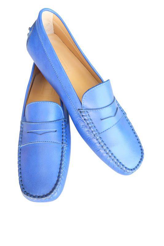 Loafer Azzurro 1
