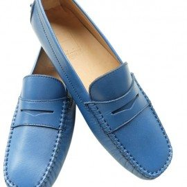 Loafer denim 1