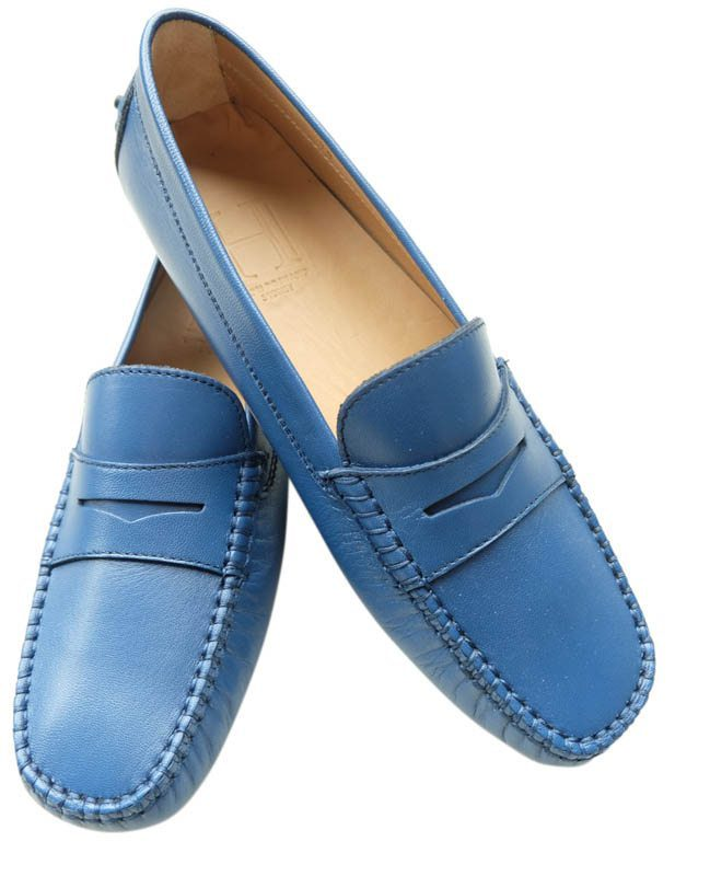 Loafer denim 1