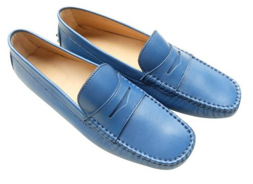 Loafer denim 2