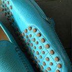 Loafer sky blue