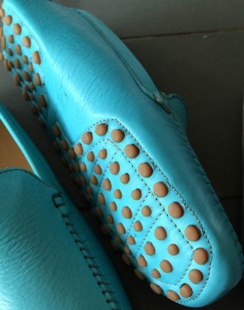 Loafer sky blue