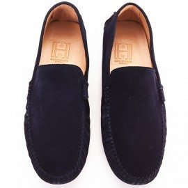S.-Mens-Classic-Navy-Suede-
