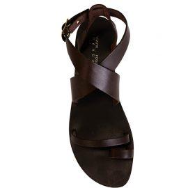 Meta Sandal Deep Borwn 1