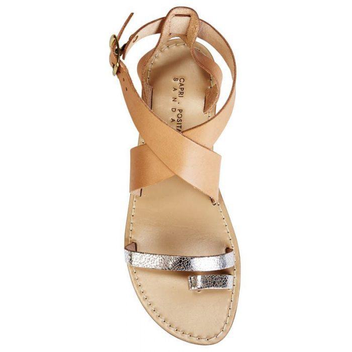Meta Sandal two tone 1