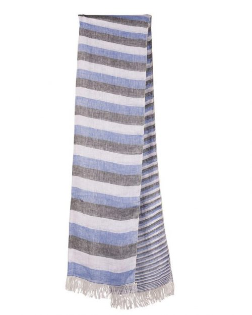 FOULARD TRIPLE STRIPE 1