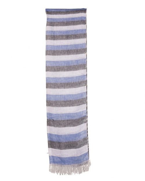 FOULARD TRIPLE STRIPE 2